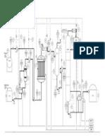 Flow Diagram Process Prarancangan Pabrik Anilin dari Nitrobenzene.docx