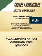 Evaluaciones Ambientales - Cartagena 4 y 5 Diciembre 2009