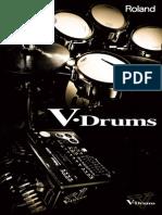 V-Drums Catalog 2013