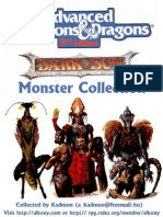 AD&D-Dark Sun - Monster Collection