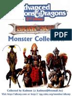 AD&D-Dark Sun - Monster Collection
