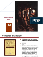 12. a Vida Oculta de Jesus