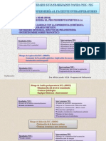Planes de Cuidado Estandarizados Paciente Intraoperatorio