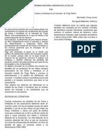 informe 1 Manejo