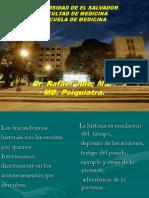 h. de La Psiquiatria en El Salvador