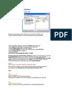 Kumpulan Registry Dan Setting
