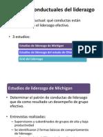 Enfoques Conductuales Del Liderazgo PARTE NAOMI