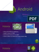 Android Módulo1 Clase1