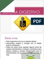 Sistema Digestivo-clase 2014
