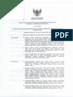 KMK No. 1778 Ttg Pedoman Penyelenggaraan Pelayanan ICU Di RS