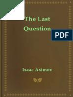 Issac Asimov - The Last Question