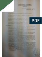 Convocatoria para renovación de autoridades del CEDUCA