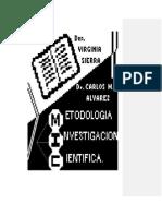 Metodologia de La Investigacion Cientifica-Carlos Álvarez