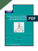 Manual de La Construccion de Viviendas de 1 Piso
