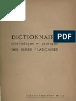 cbd352dd569cc0 Philippe Martinon Dictionnaire Des Rimes Francaises