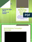 Anti-Bullying Act Philippines
