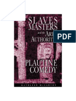 [Kathleen McCarthy] Slaves, Masters, And the Art o