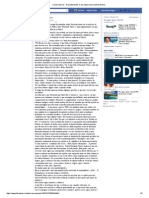 Carlos Barros - Recentemente, Li Um Artigo Do Jornalista André..