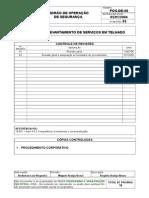 Pos-De-08 - Diagnose e Levantamento de Serviços - Rev. 02