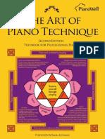 The Art of Piano Technique