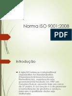 Trabalho Gestão Ambiental - ISO 9001.ppt