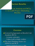 BC Ratio Analysis
