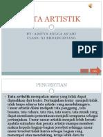 Tata Artistik Foto