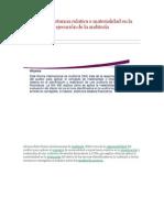 NIA 320 Importancia relativa o materialidad en la planificación y ejecución de la auditoría.docx