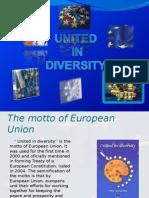 The Motto of European Union