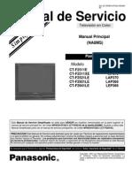 Panasonic CTF2511 2521 2921 2941