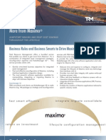 TRM More from Maximo® Brochure