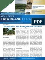 Newsletter Tata Ruang dan Pertanahan (TRP)/Juni 2014