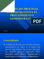 P101 - DPA EL DERECHO PROCESAL ADMINISTRATIVO Y EL PROCEDIMIENTO ADMINISTRATIVO.pptx
