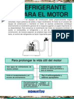 Manual Refrigerante Motor Komatsu