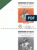 Warriors of Mars RPG