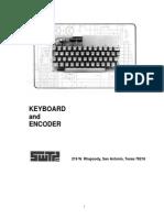 KBD5 Keyboard and Encoder