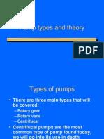 Pump Theory