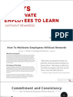5 Ways to Motivate Employees to Learn Dashe Thomson