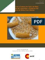 Estudio de la cadena de valor del maíz en el Chaco Boliviano (2009)