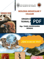 Origen de La Vida, Teorias. Evolucion 2014