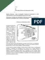 Guía de Trabajo Ciudad Contempooranea