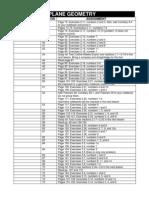 Plane Geoemetry - Lessons 36-75