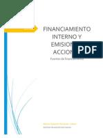 Financiamiento Interno