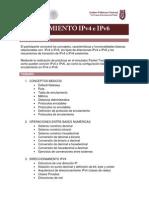 ENRUTAMIENTOIPV4-IPV6