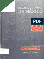 Atlas Cultural Gastronomia