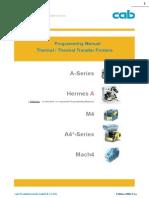 Programmier Manual HermesA