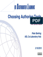 Choosing Authoring Tools v.2.1