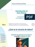 1 Data Mining (2)