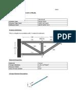 Static Analysis of Struss