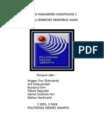 Print Tugas Manajemen Konstruksi i